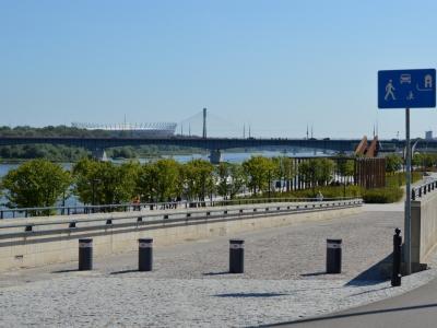 Bulwary Nadwiślańskie Warszawa